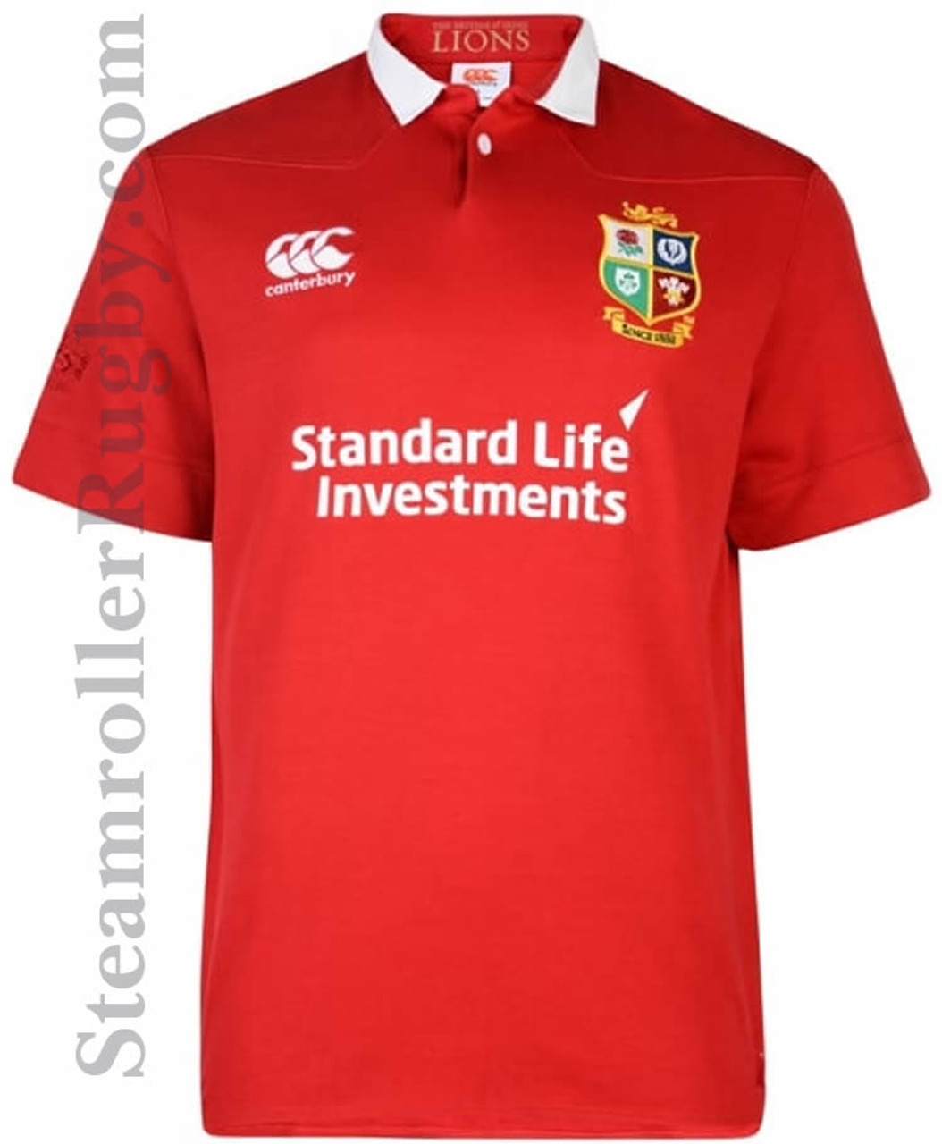 CCC British & Irish Lions Vapodri Classic Jersey, Red