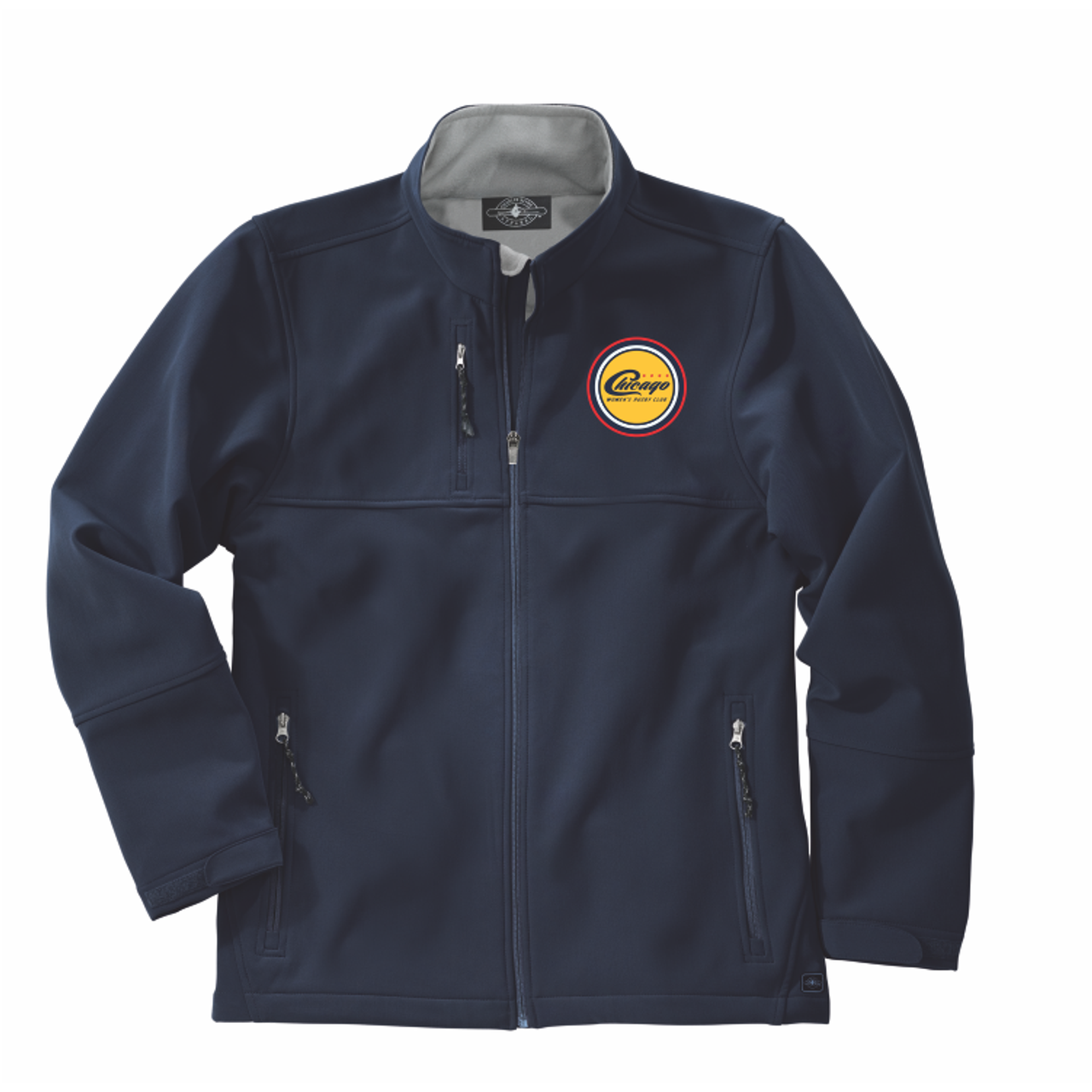 Chicago WRFC Soft Shell Jacket