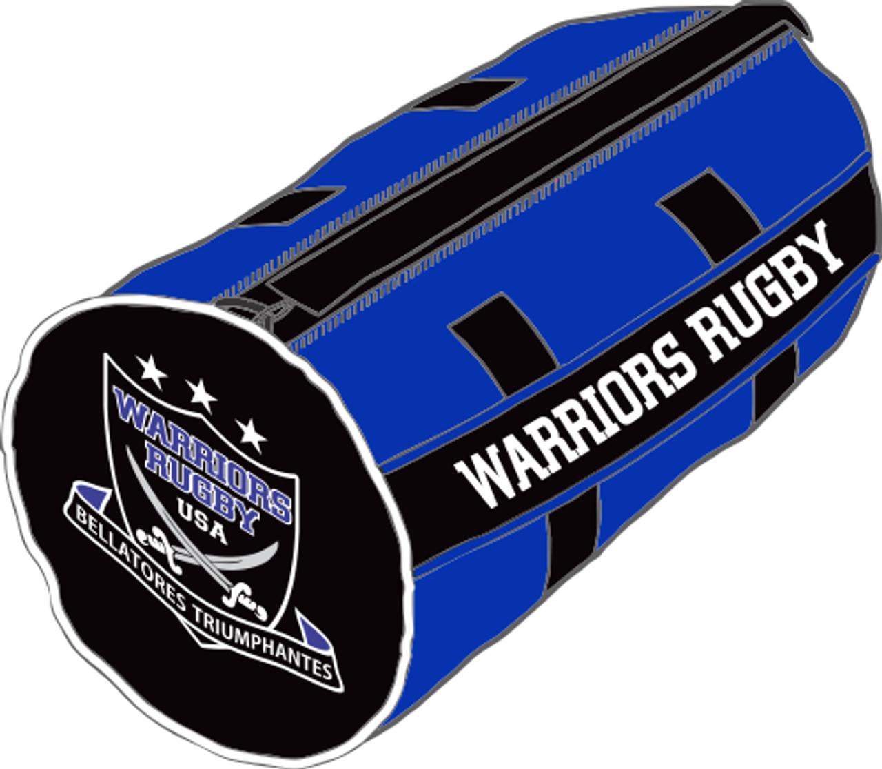 Warriors Custom Kitbag