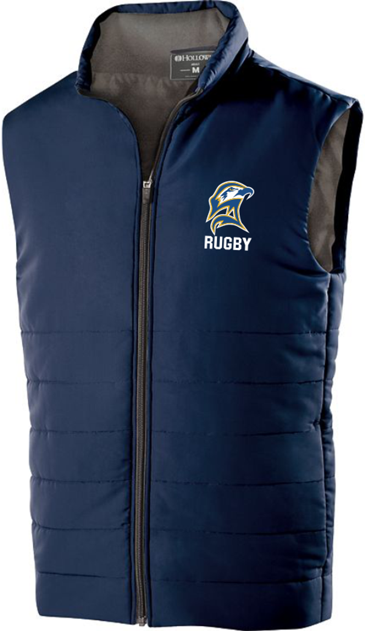SMCM Rugby Puffy Vest