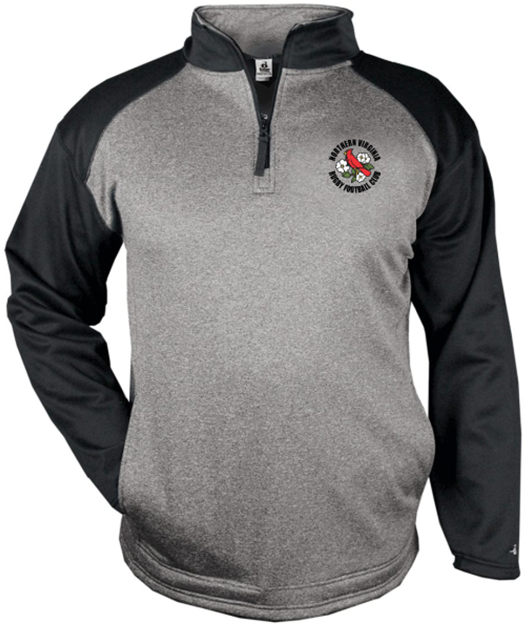 NOVA RFC 1/4-Zip Performance Fleece Pullover