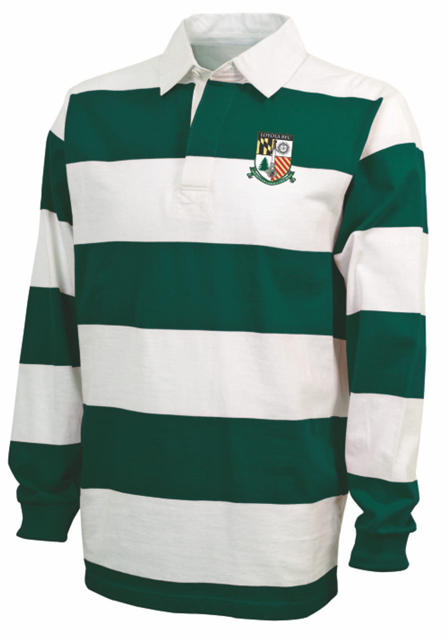 SLOB Rugby Stripe Polo