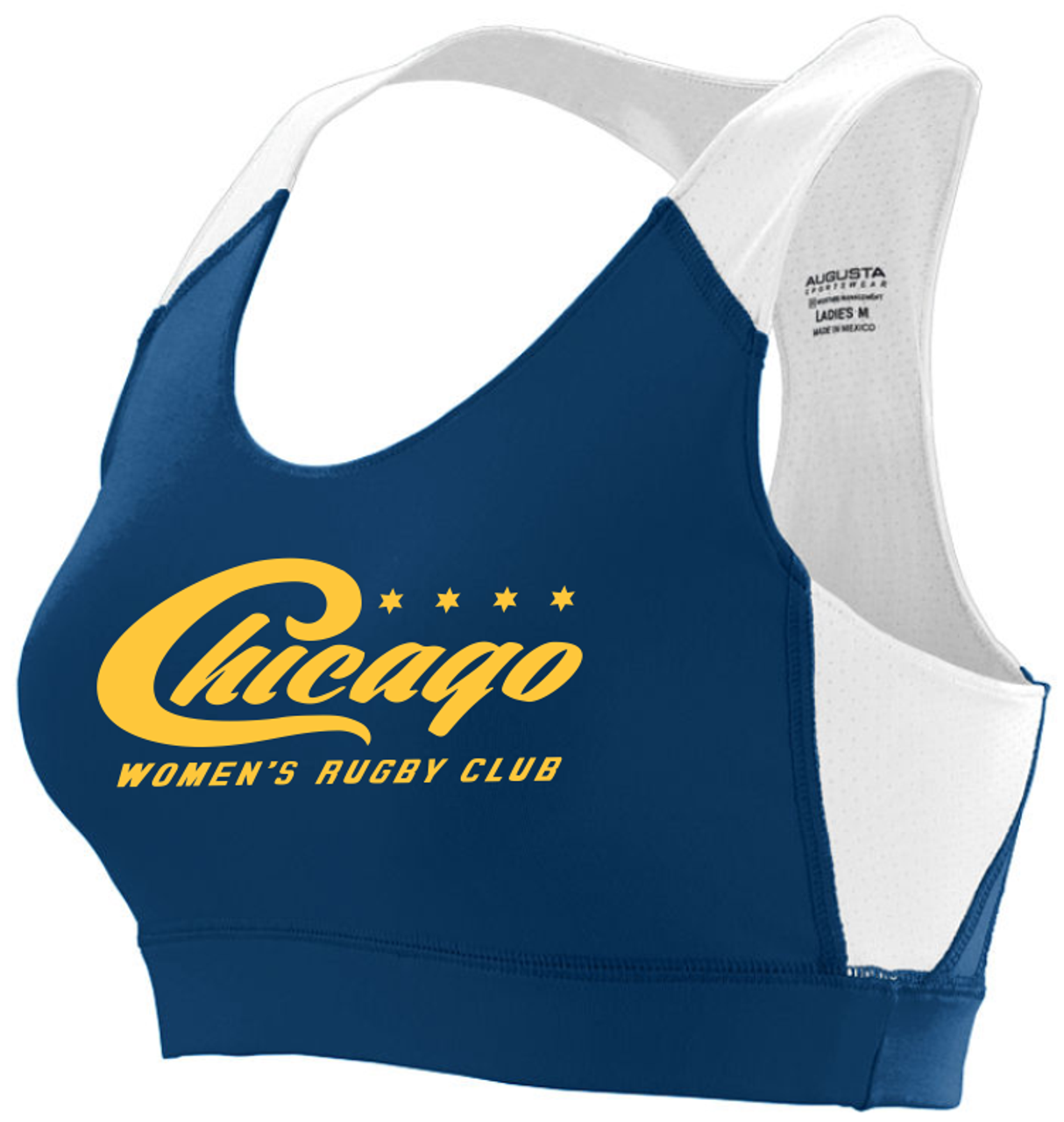 Chicago WRFC Sports Bra