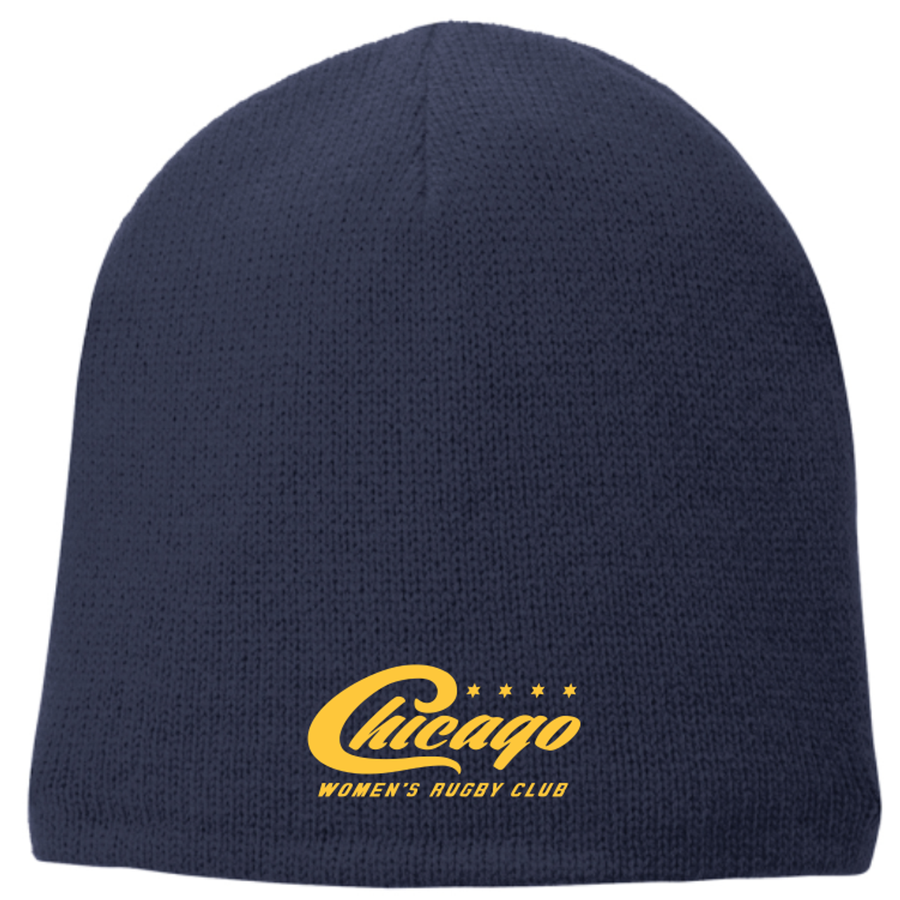 Chicago WRFC Fleece-Lined Beanie