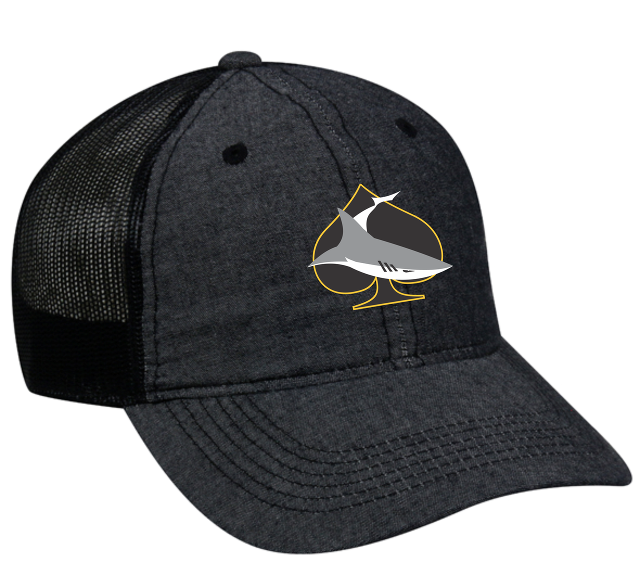 Salisbury Rugby Mesh-Back Adjustable Hat