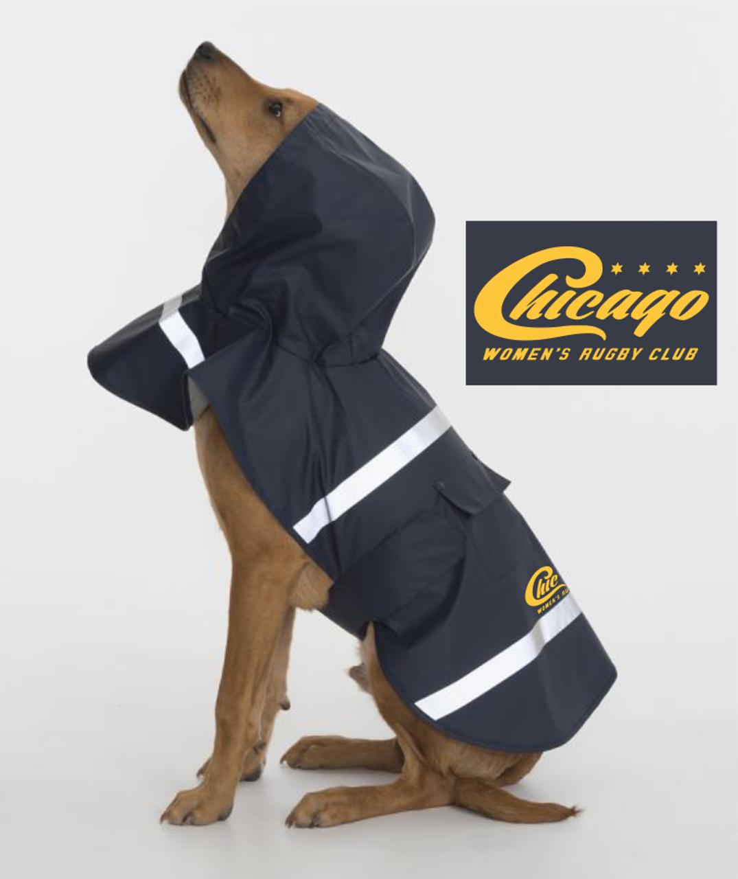 Chicago WRFC Doggie Rain Jacket