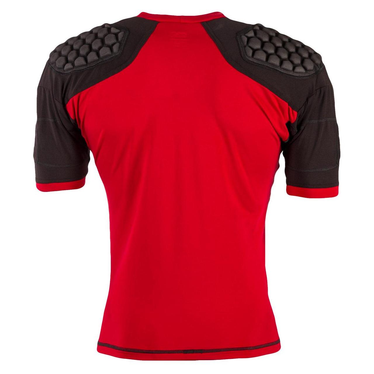 CCC Raze Flex Vest, Black/Red