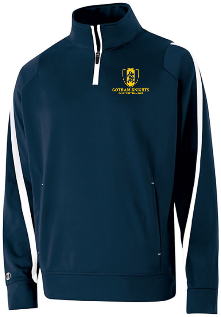 Gotham Knights 1/4-Zip PolyStretch Pullover