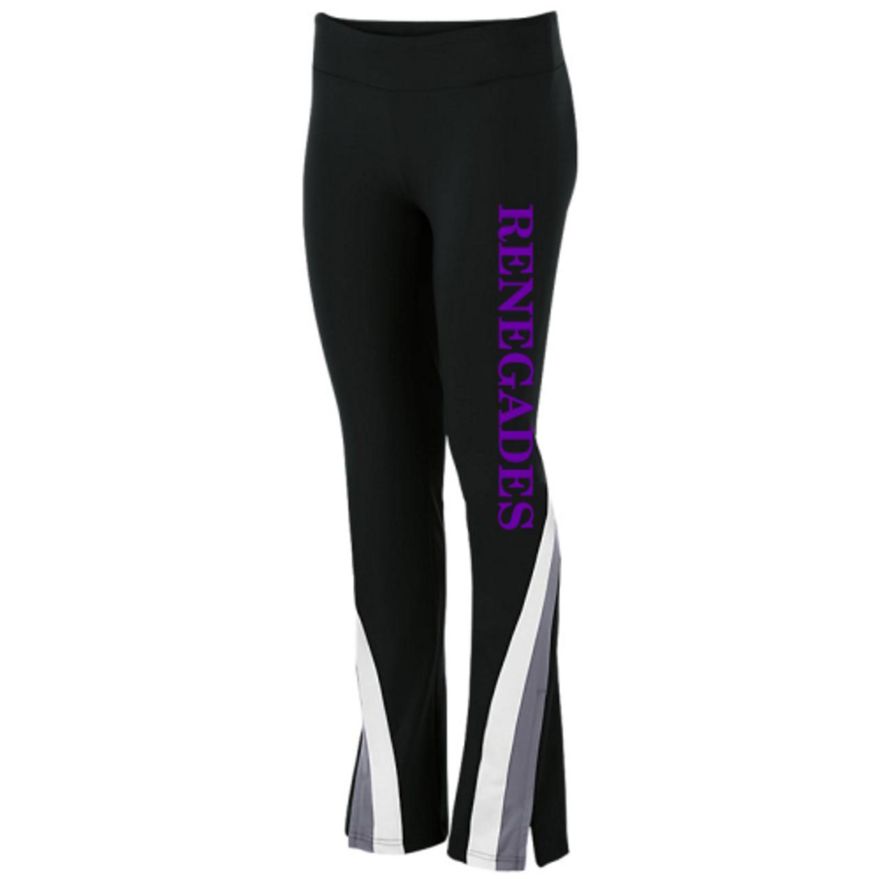 Rochester Renegades Straight Leg Printed Pants