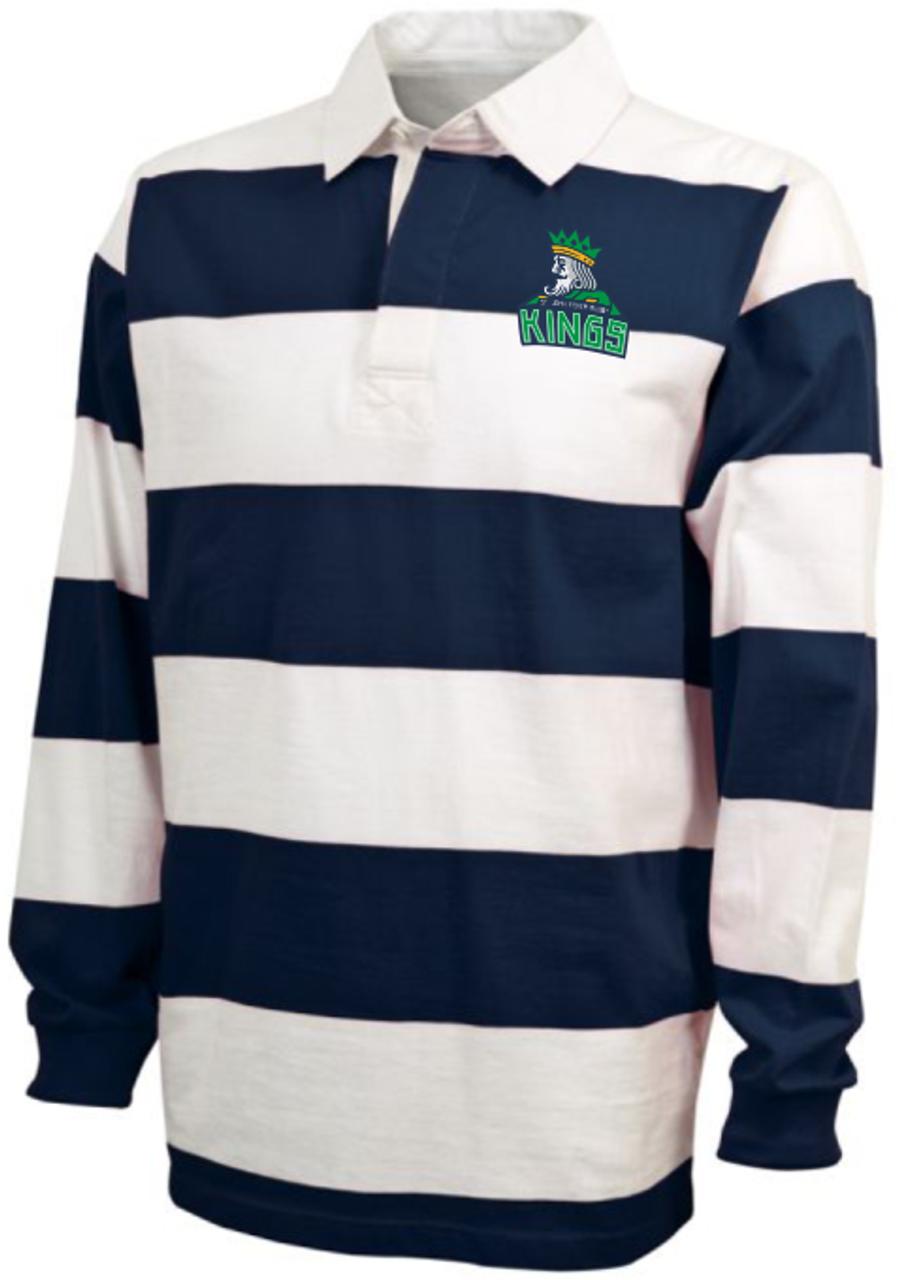 Fisher Kings Stripe Polo