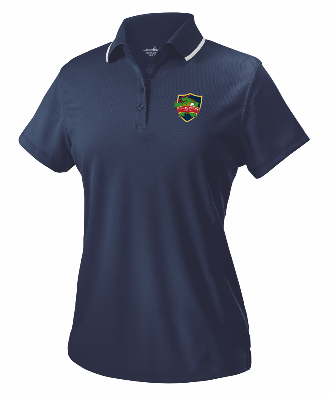 Union Rugby Performance Polo, Navy