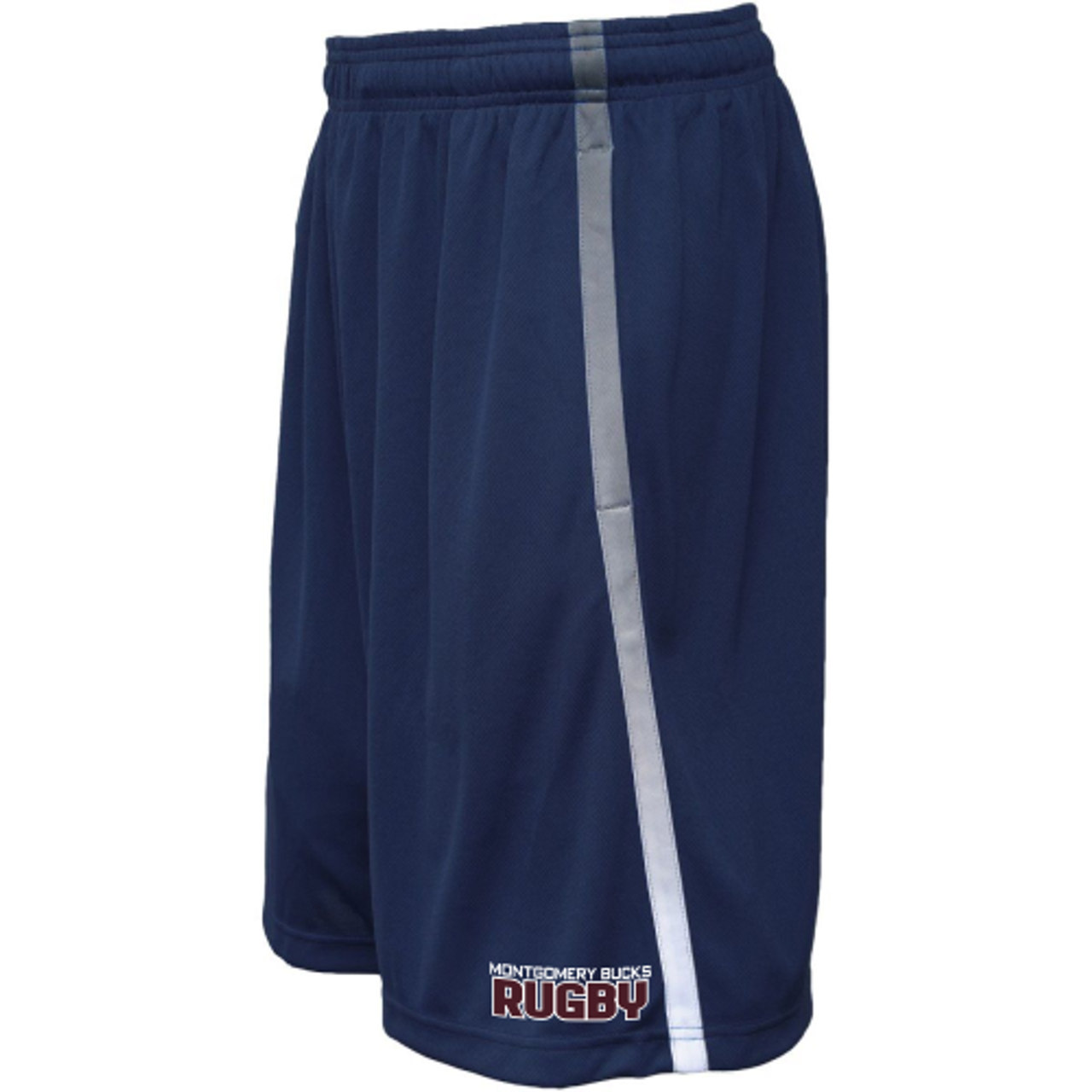 MB Rugby Gym Shorts, Navy