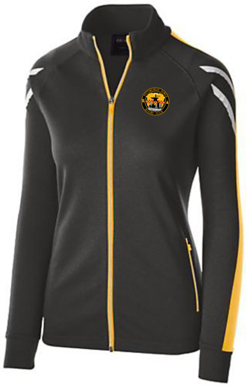 Forge Full-Zip Training Jacket