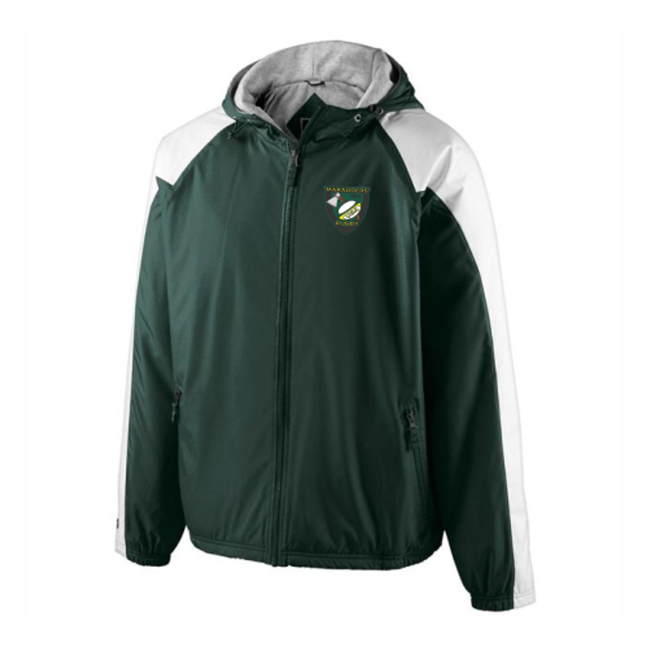 West Carroll Full-Zip Hooded Jacket