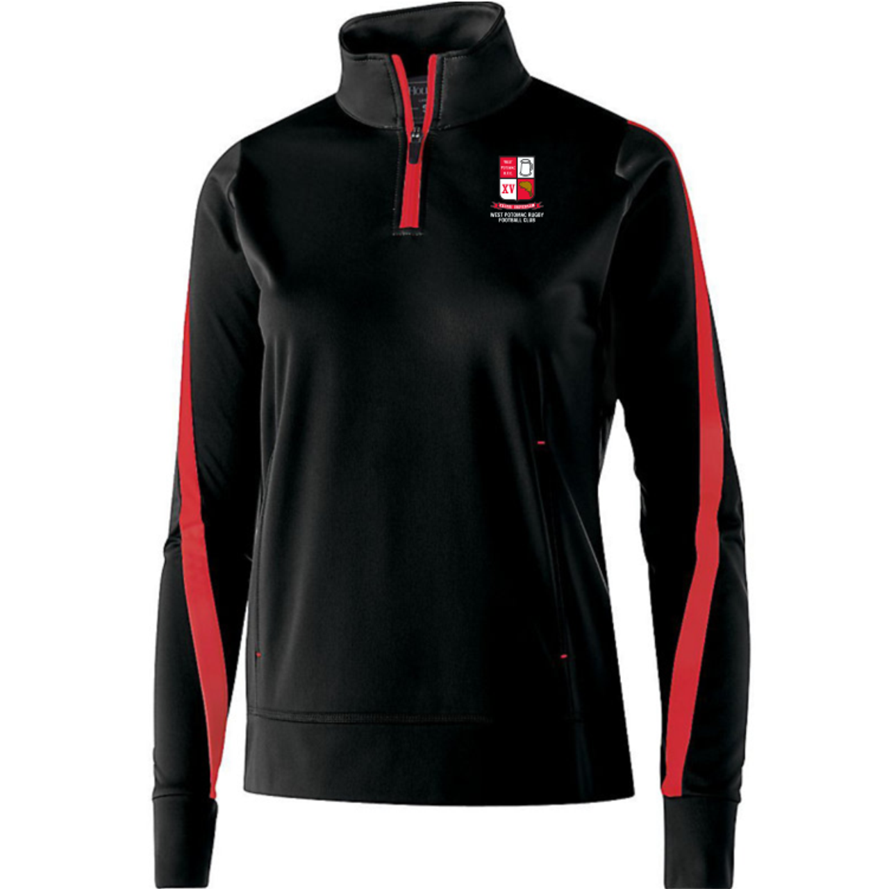 West Potomac 1/4-Zip Training Pullover