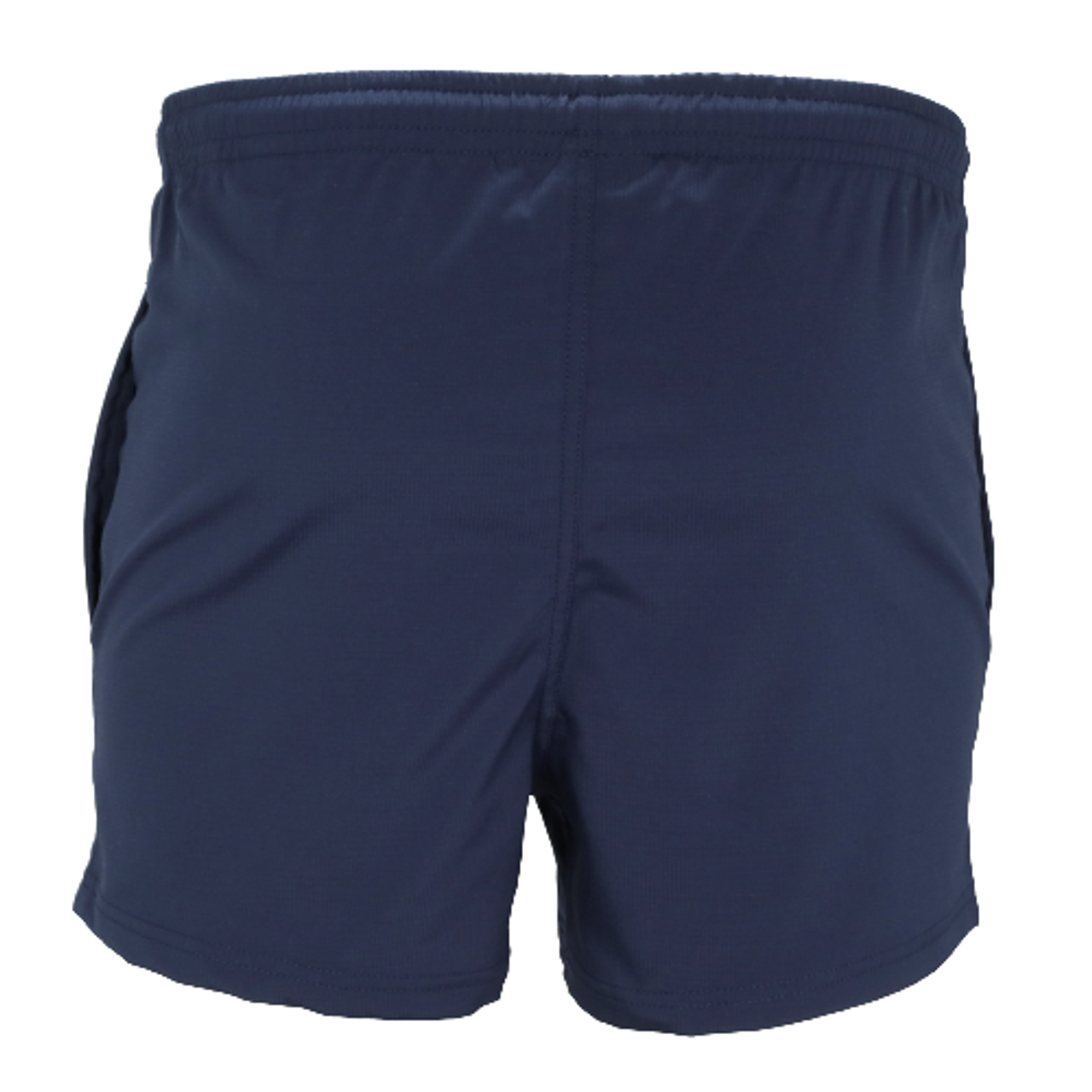 NYSRRS Pocketed Performance Rugby Shorts, Navy