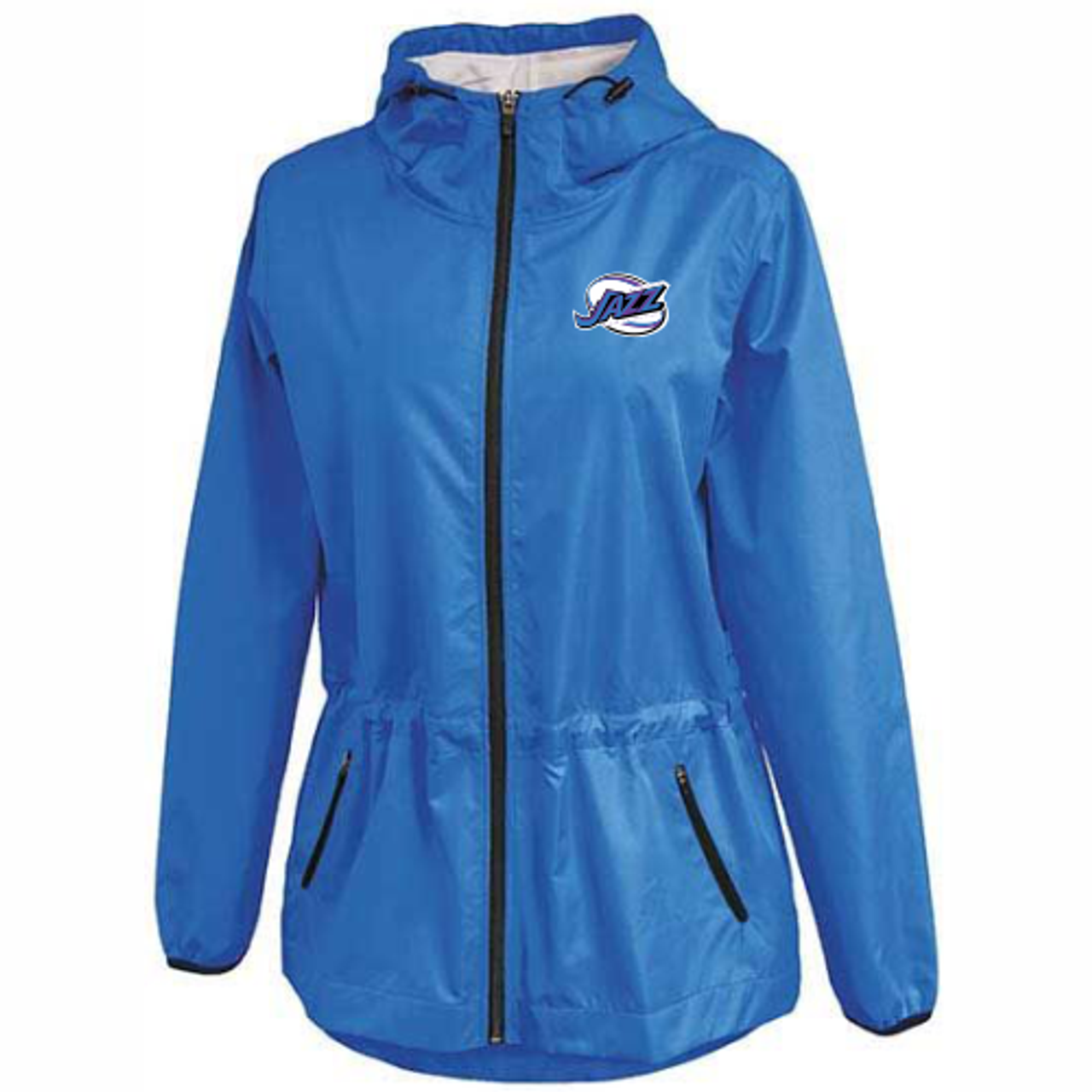 KC Jazz Ladies-Cut Windbreaker