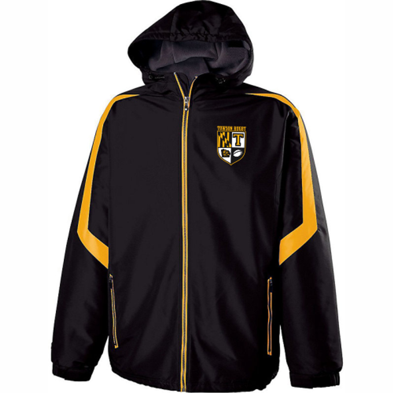 Towson Rugby Supporter Jacket