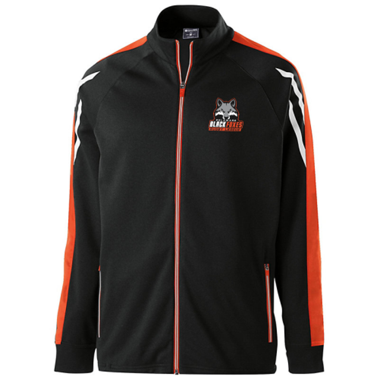 Black Foxes Warm-Up Jacket