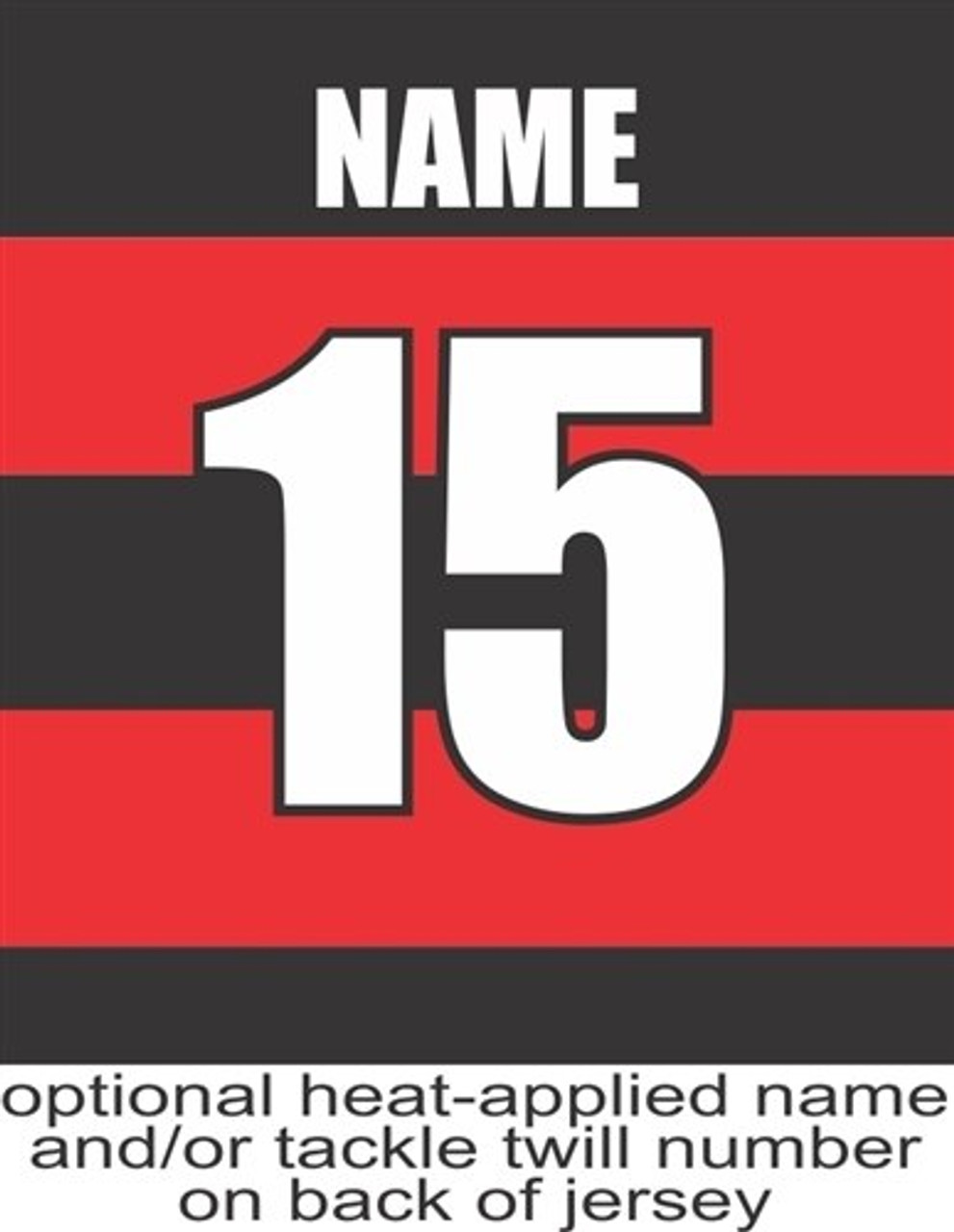 Wisconsin WRFC Rugby Stripe Polo