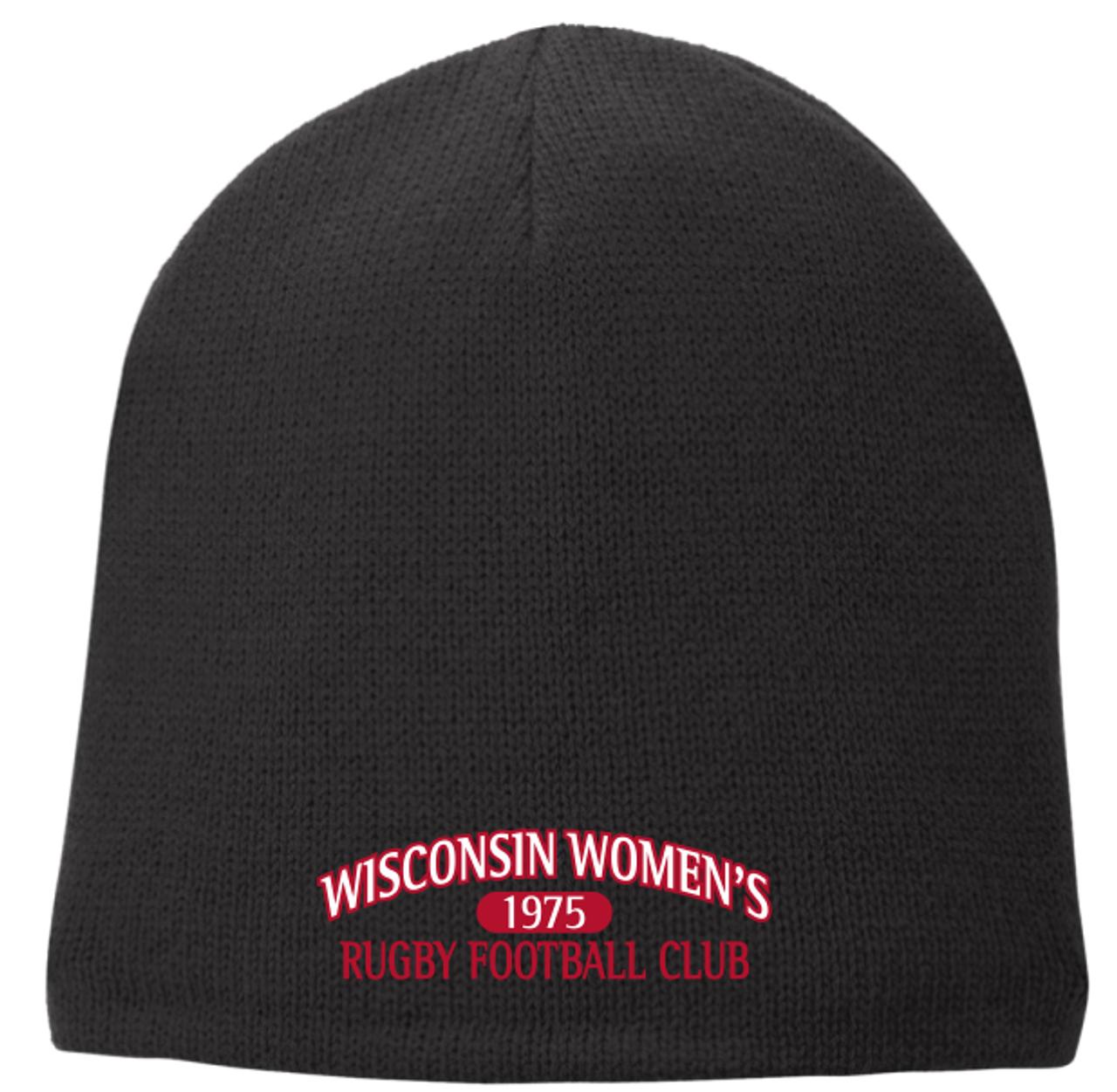 Wisconsin WRFC Fleece-Lined Beanie