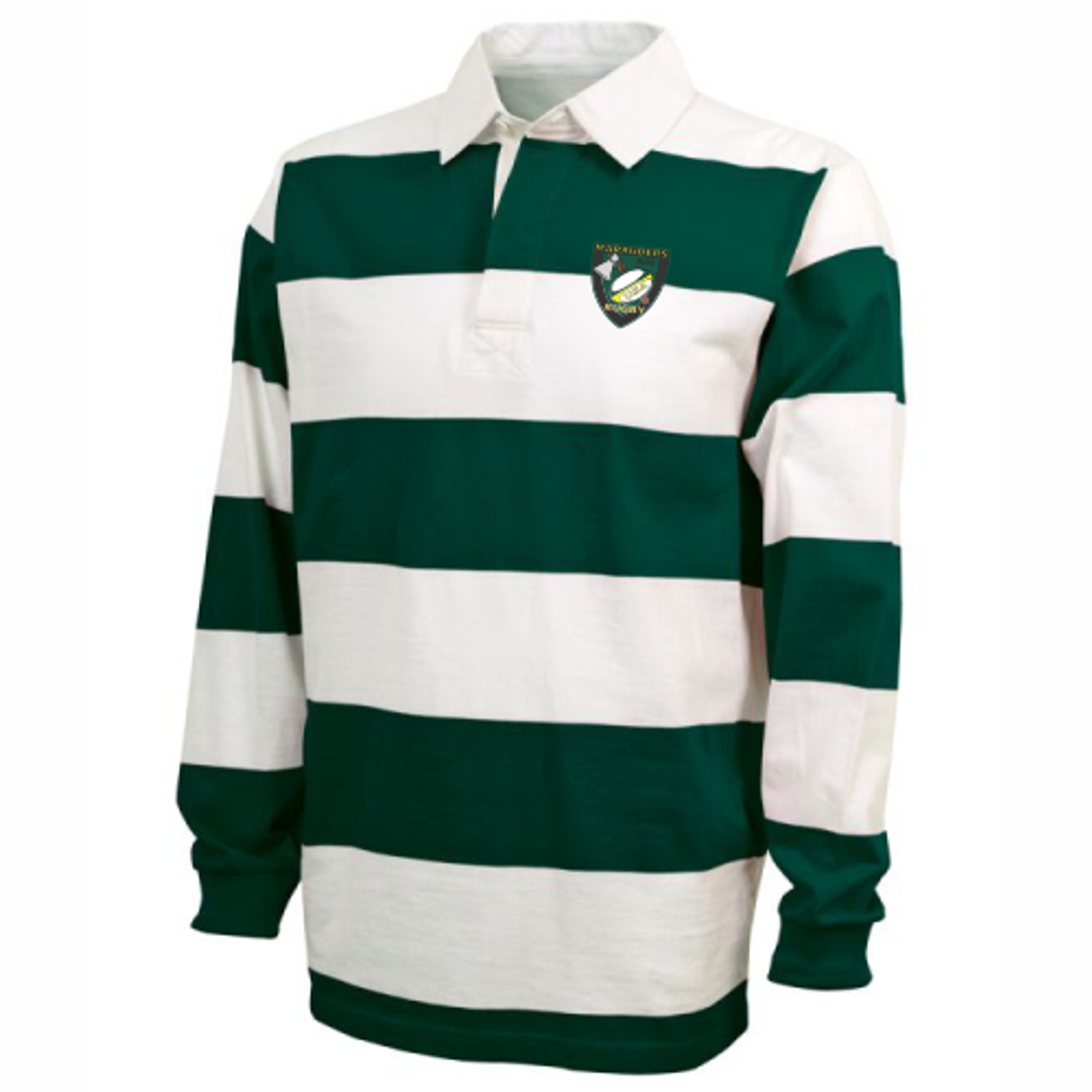 West Carroll Rugby Stripe Polo