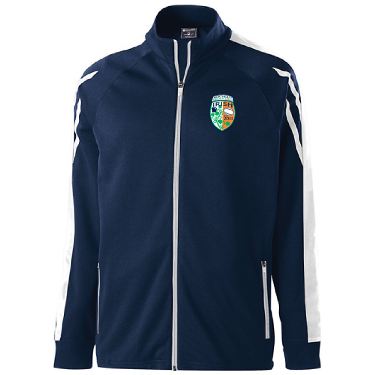 NEP Irish Fleece Full-Zip Jacket