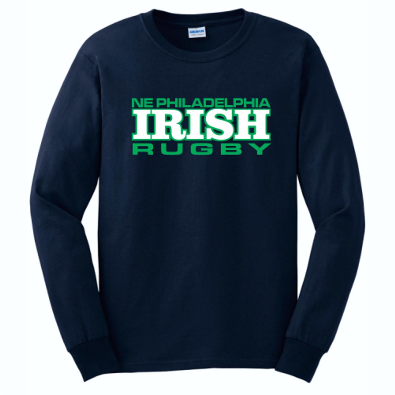 NEP Irish Tee, Navy