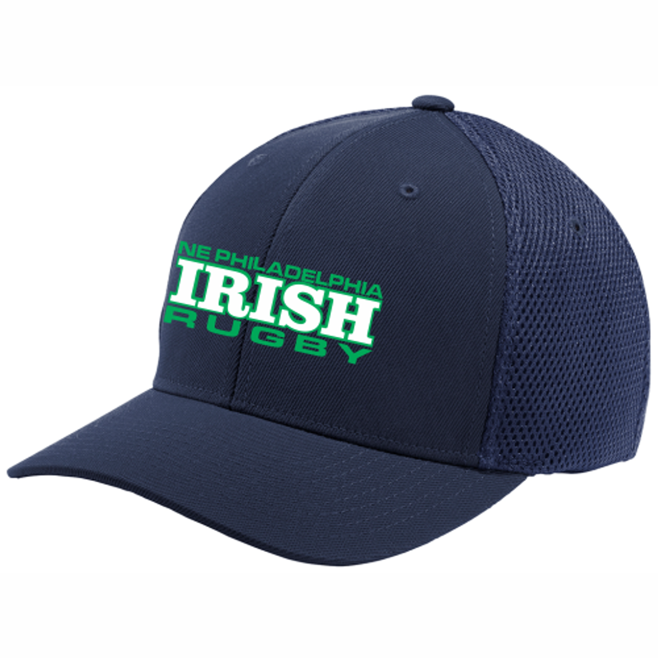 NEP Irish Stretch-Fit Mesh-Back Hat