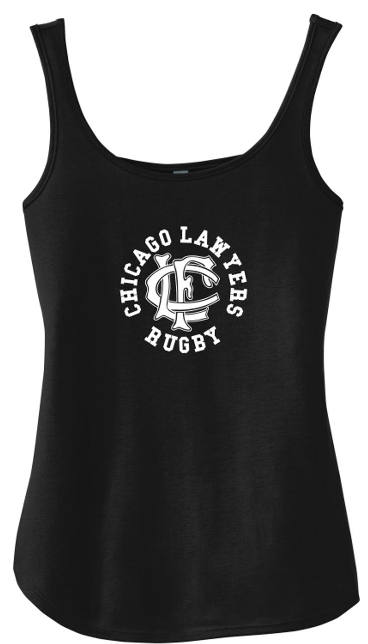 Chicago Lawyers Drapey Ladies Tank
