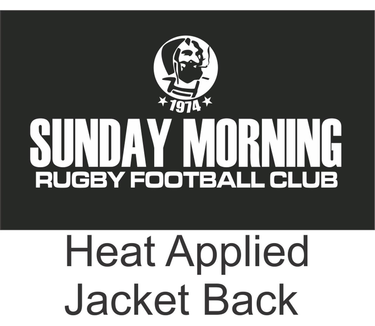 Sunday Morning  Rugby Team Jacket