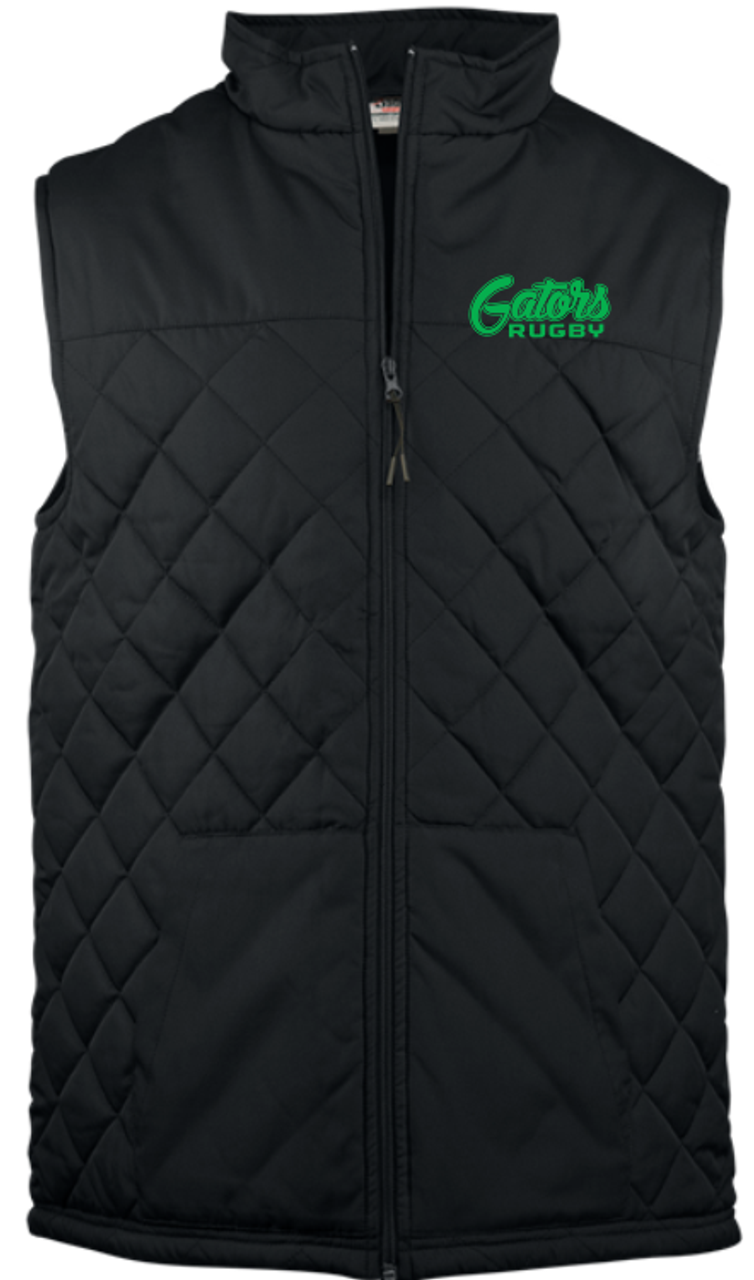 Gators Quilted Vest