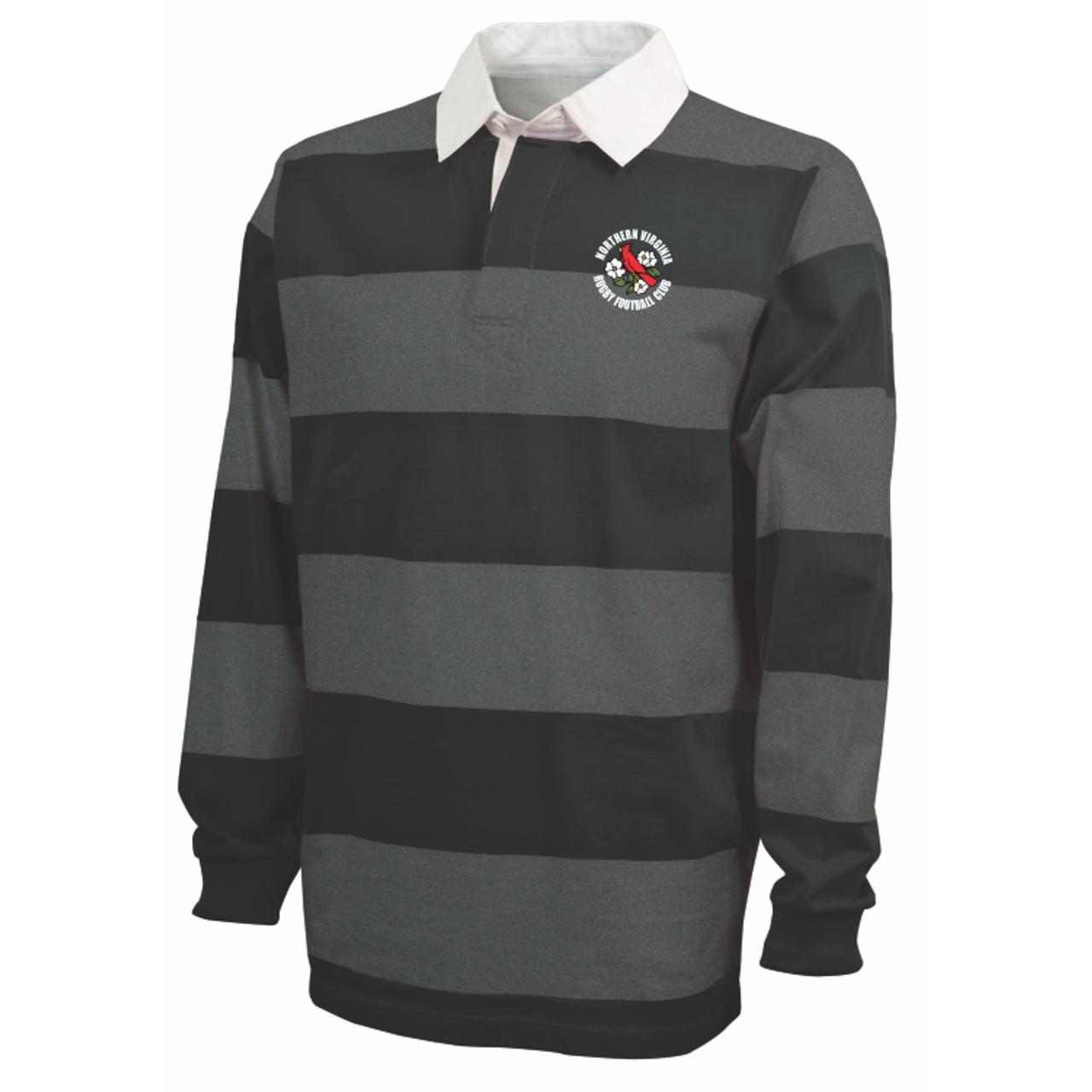 NOVA RFC Rugby Stripe Polo