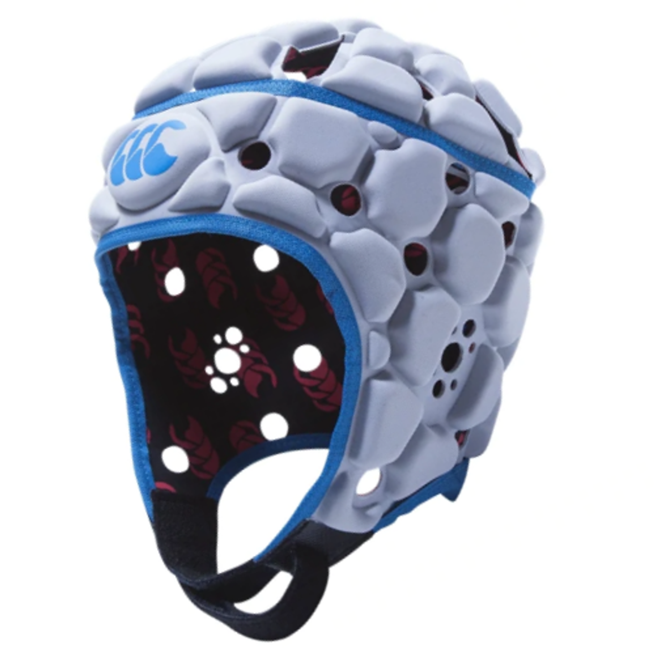 CCC Ventilator Headgear, Vapor Blue