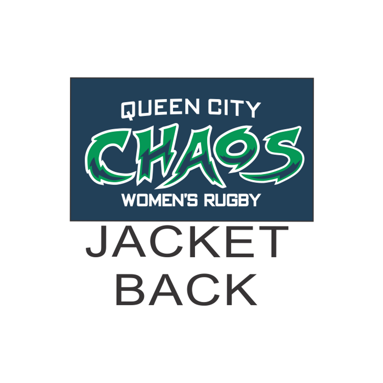 Queen City Chaos WRFC 3-Season Jacket