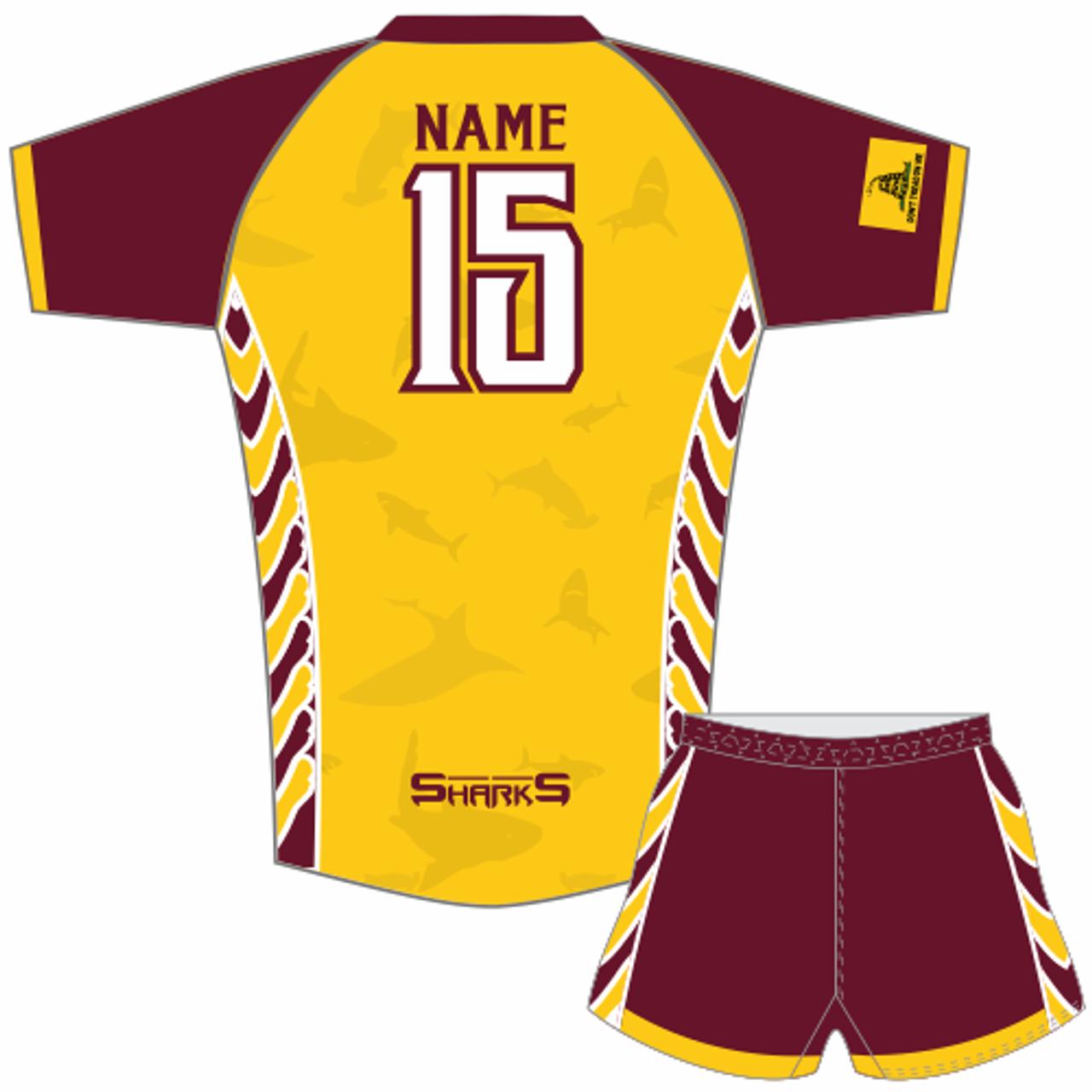 Salisbury Alumni 2020 Fundraising Loose Cut Jersey Kit