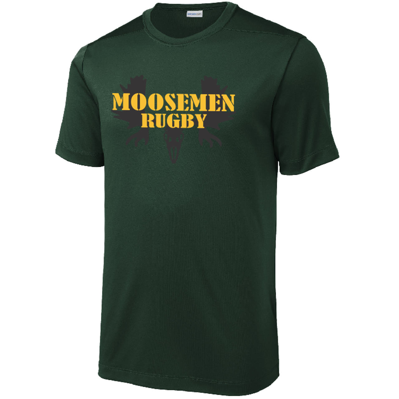 Moosemen Rugby Performance T-Shirt