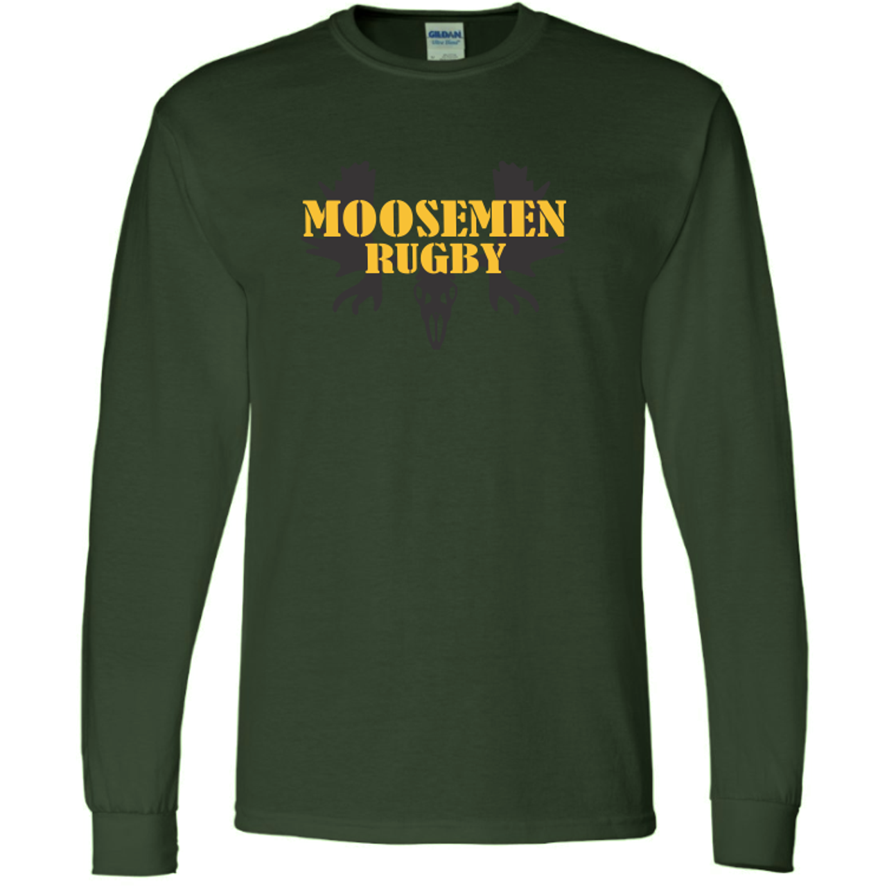 Moosemen Rugby T-Shirt