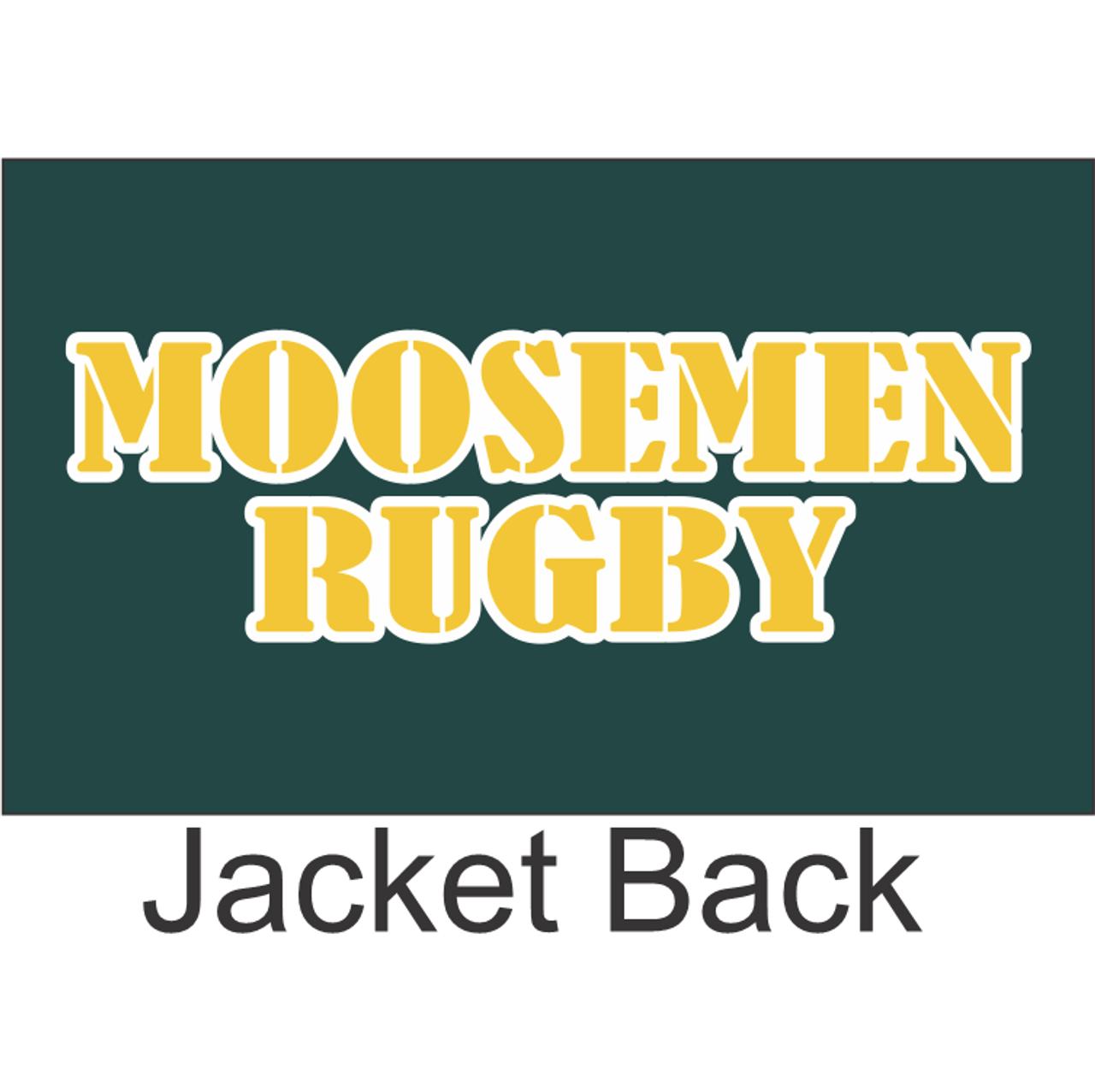 Moosemen Rugby 1/3-Zip Pullover Jacket