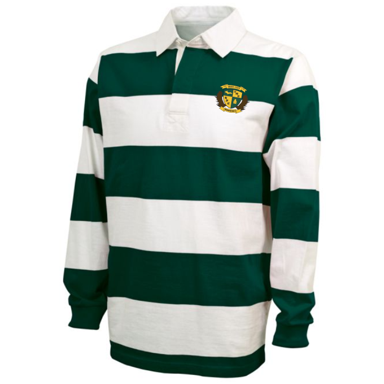 Moosemen Rugby Rugby Stripe Polo
