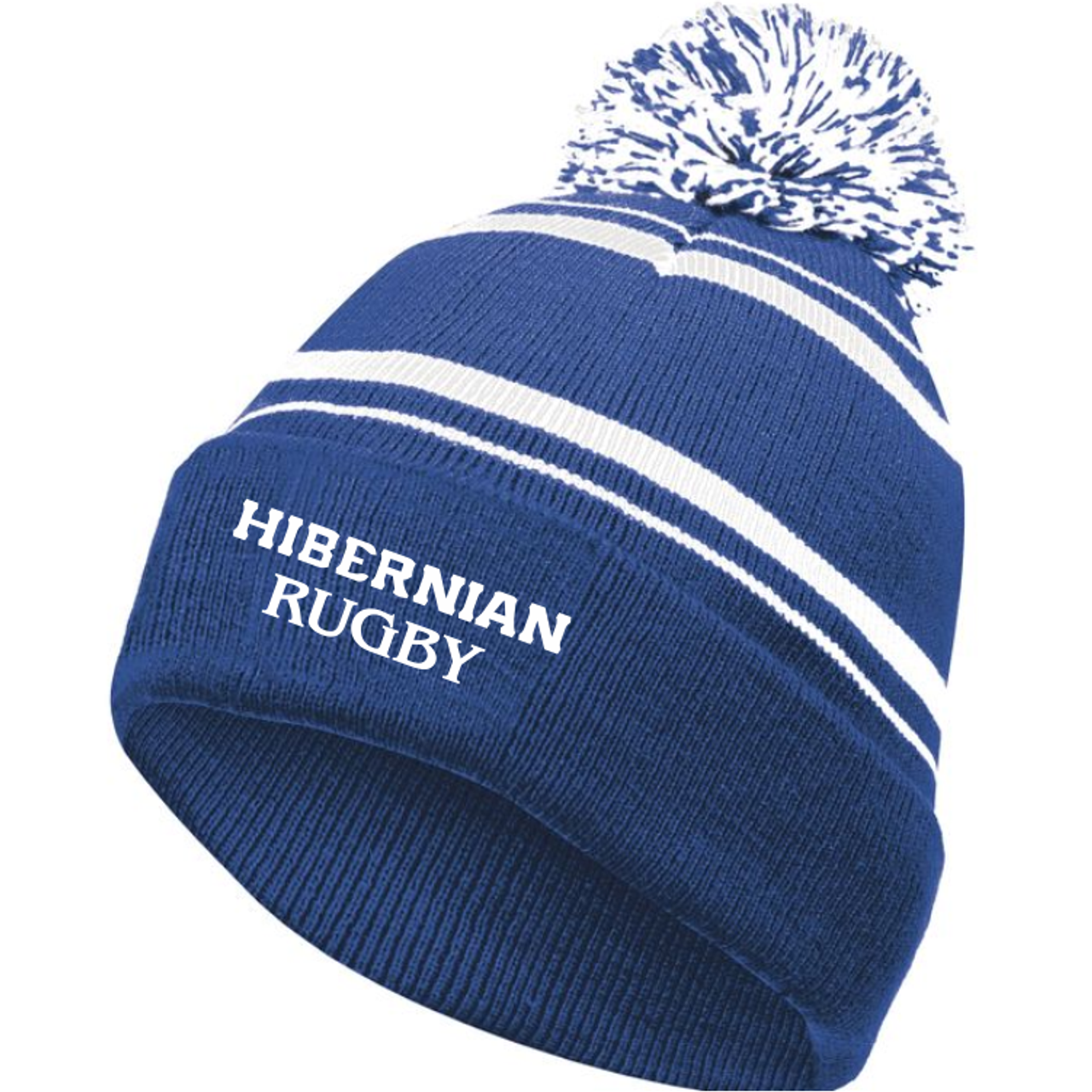 Hibernian RFC Pom Beanie