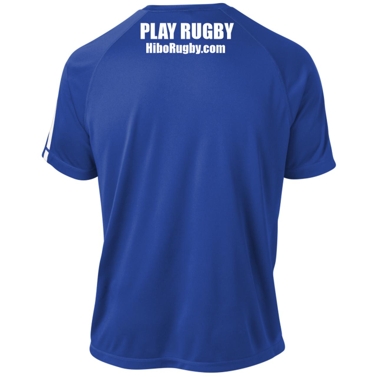 Hibernian RFC 'Play Rugby' Performance T-Shirt
