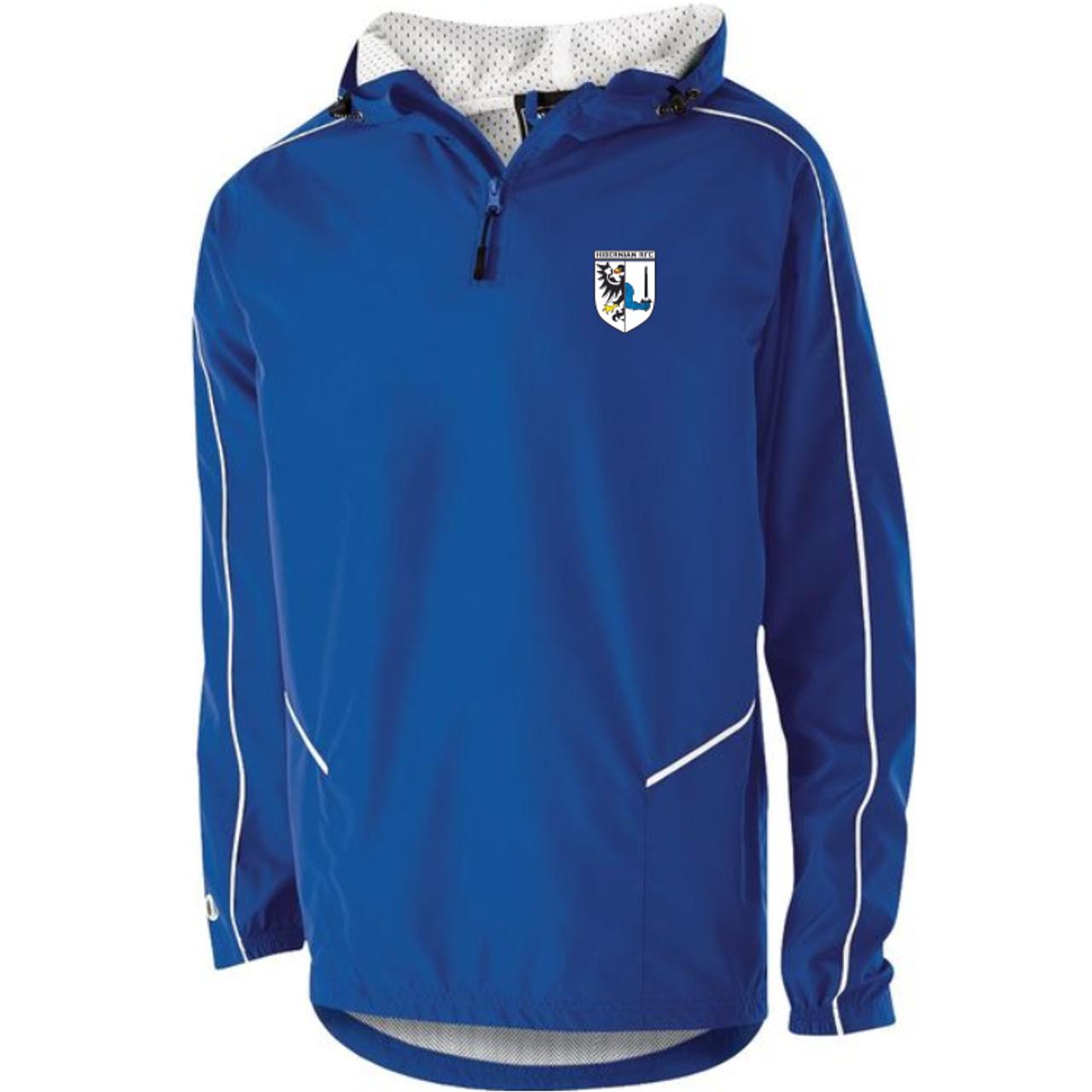 Hibernian RFC 1/3 Zip Pullover Jacket