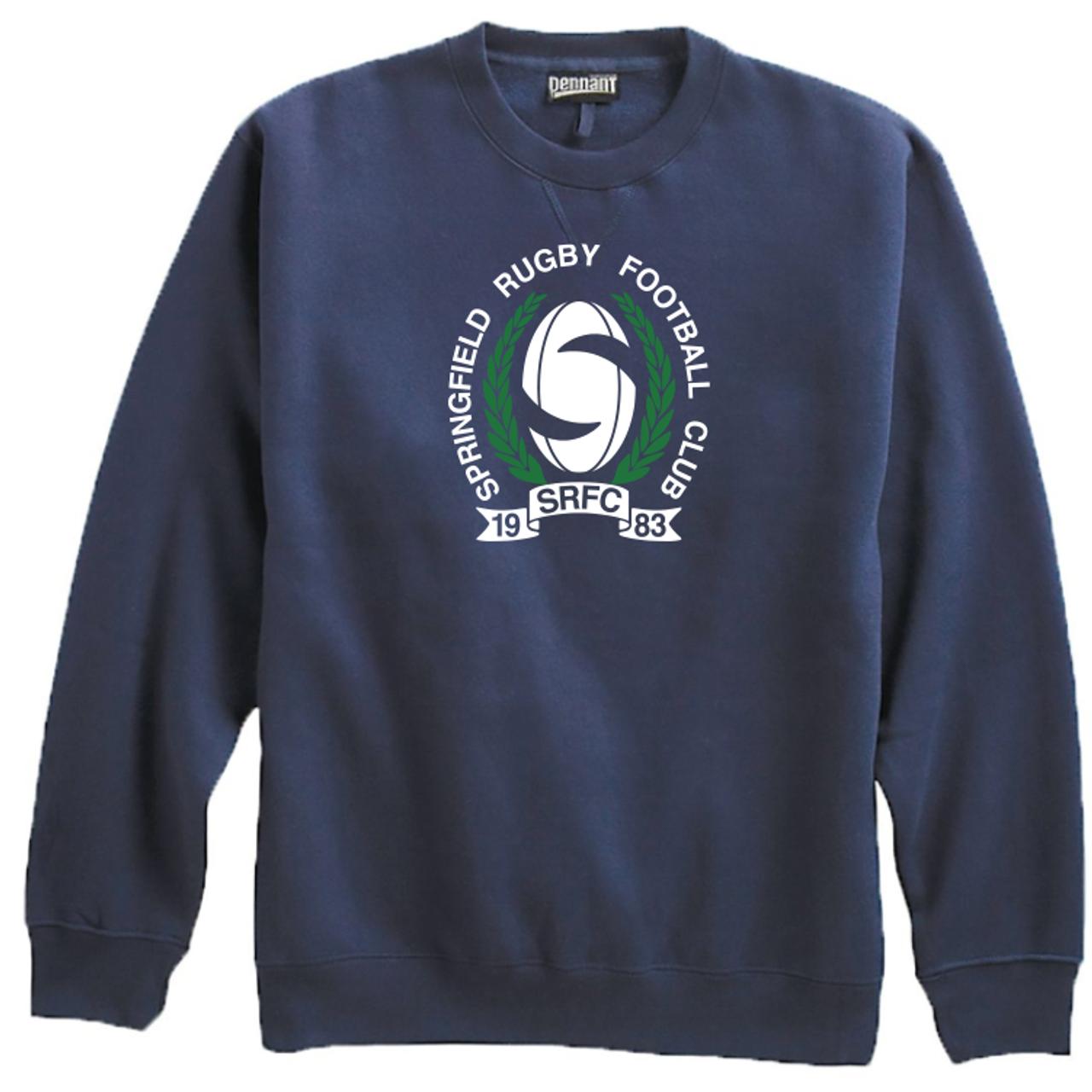 Springfield Rugby Crewneck Sweatshirt