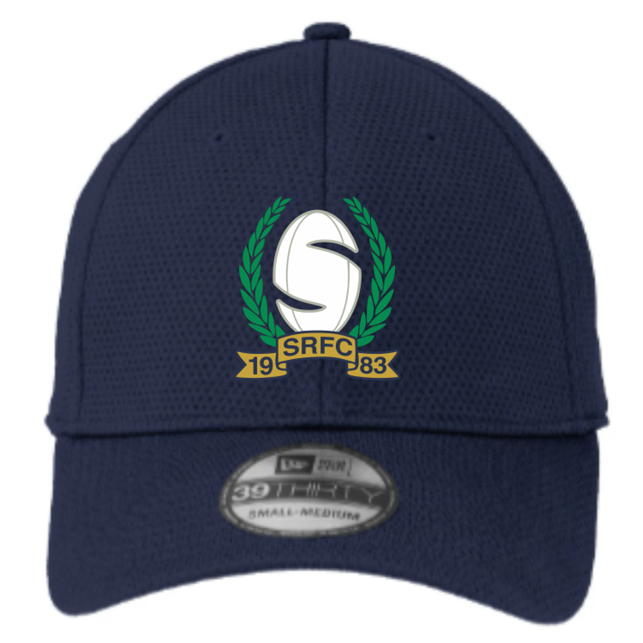Springfield Rugby Stretch Mesh-Back Hat