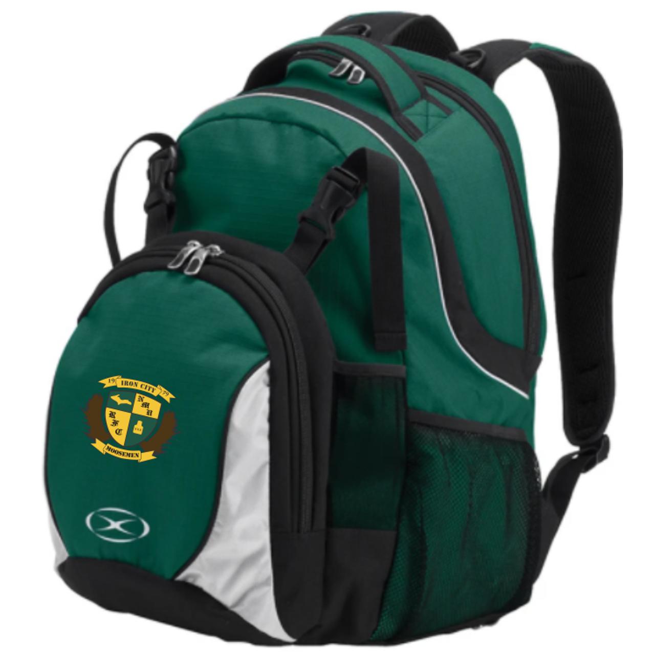 Moosemen Rugby Backpack