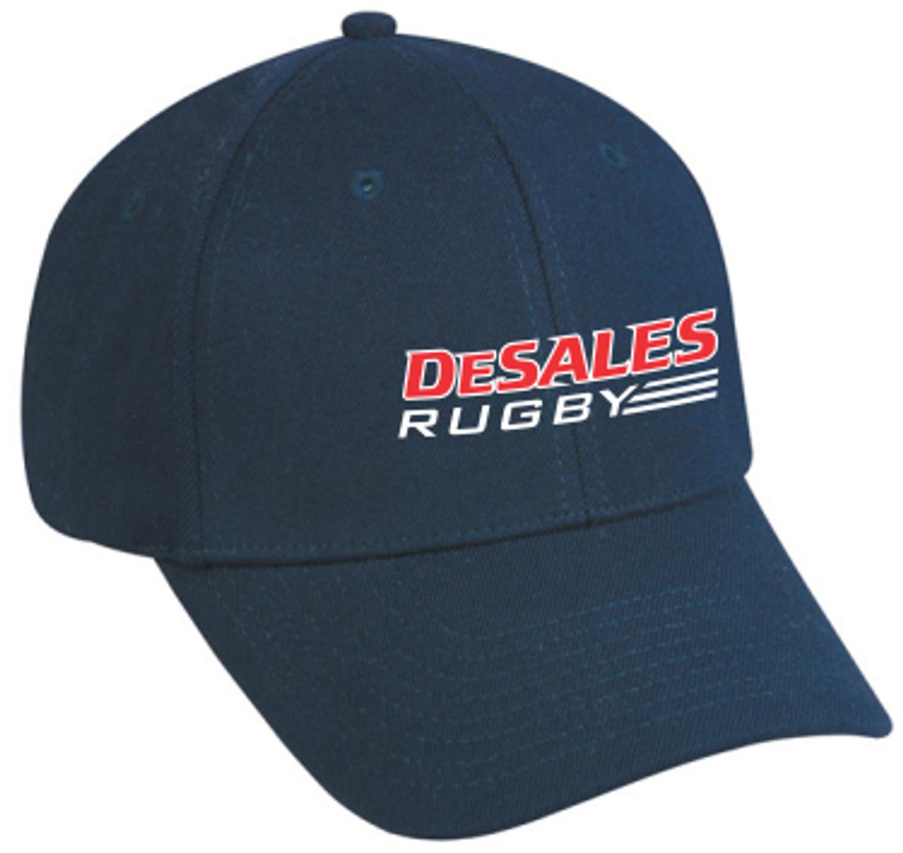 DeSales Rugby ProFlex Hat, Navy