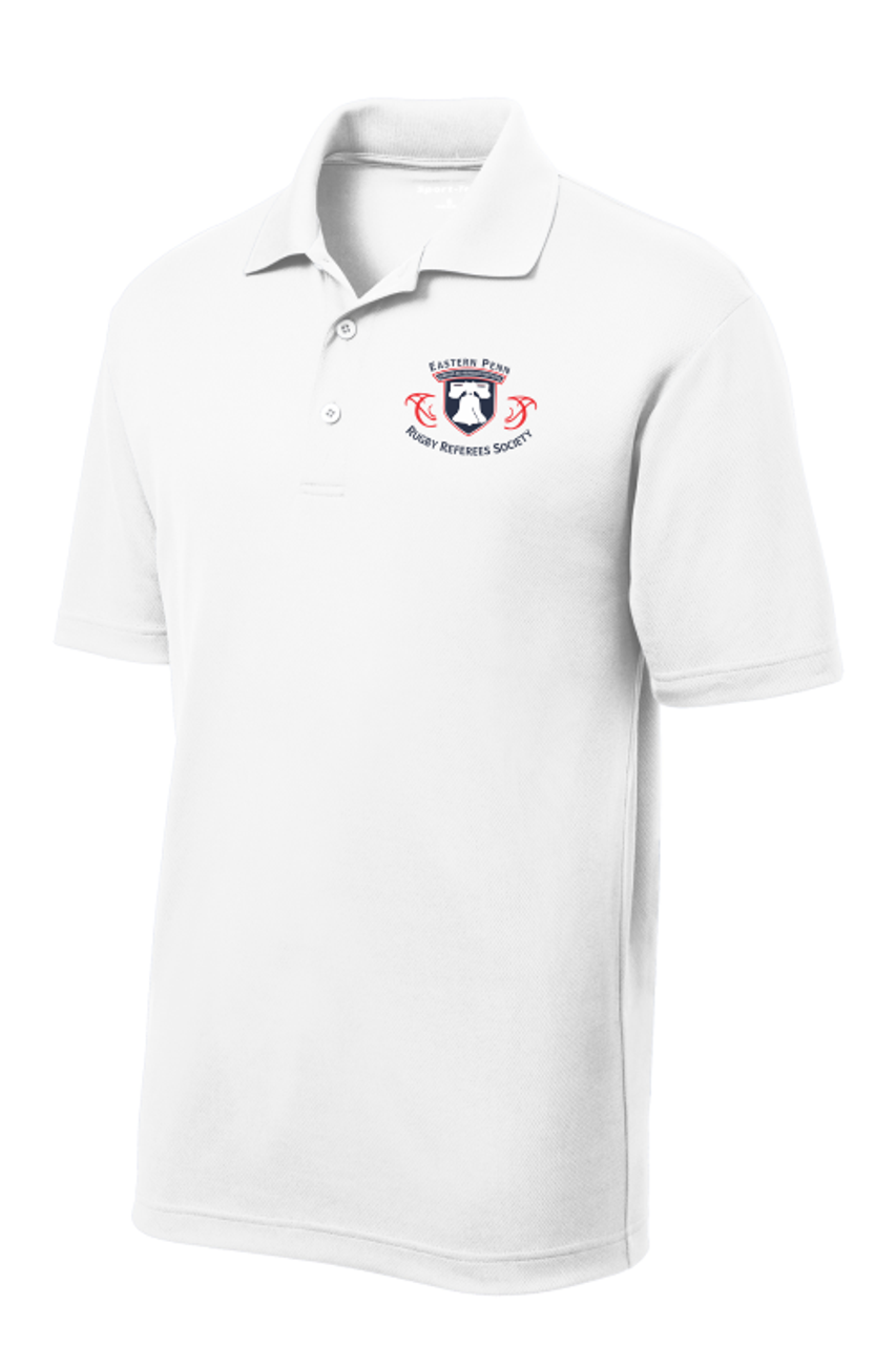EPRRS Performance Polo, White