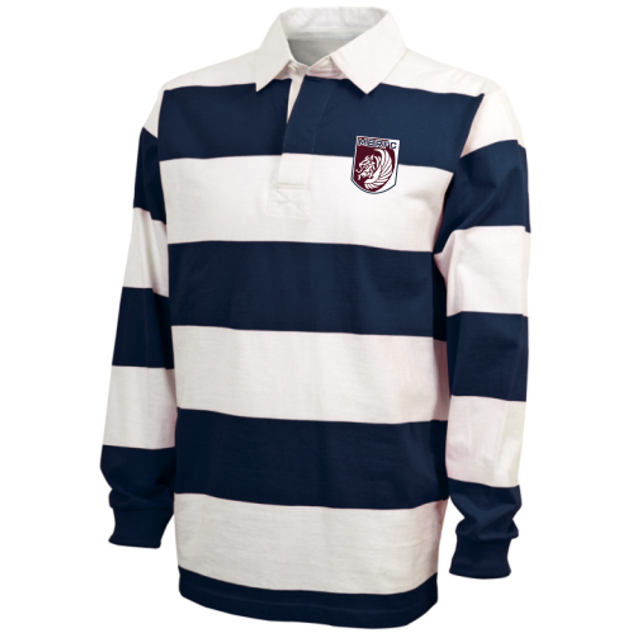 MB Rugby Stripe Polo