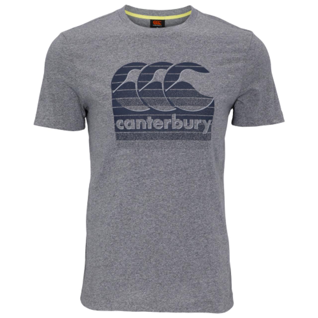 CCC Vapodri Logo Tee, Gray